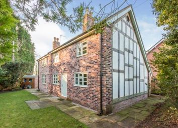 4 bed detached house for sale in Cherry Lane, Rode Heath, Stoke-On-Trent, Cheshire ST7