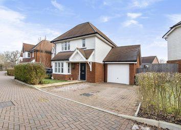 Thumbnail 4 bed detached house for sale in Oak Road, Billingshurst