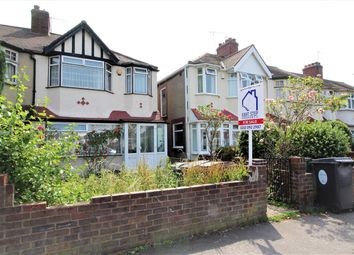 Thumbnail 3 bedroom end terrace house for sale in York Road, London