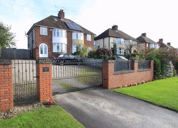Thumbnail 3 Bed Semi Detached House For Sale In Creswell Grove Stafford
