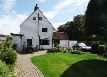 Thumbnail 3 bed cottage to rent in Church Green, Marden, Tonbridge