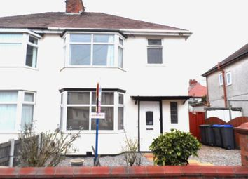 Thumbnail 1 bedroom flat to rent in Sandicroft Road, Blackpool