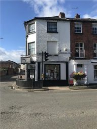 Thumbnail Retail premises to let in Ground Floor Lock Up Shop, 2 Upper Church Street, Oswestry, Oswestry, Shropshire