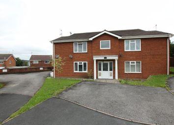 Thumbnail 1 bed flat to rent in Banbury Grove, Biddulph, Stoke-On-Trent