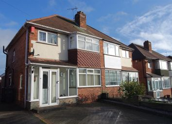 Thumbnail 3 bed semi-detached house for sale in Coventry Road, Sheldon, Birmingham