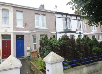 Thumbnail 5 bed terraced house for sale in Belgrave Road, Mutley, Plymouth