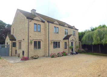 Thumbnail 5 bed detached house for sale in Millview, Alwalton, Peterborough, Cambridgeshire