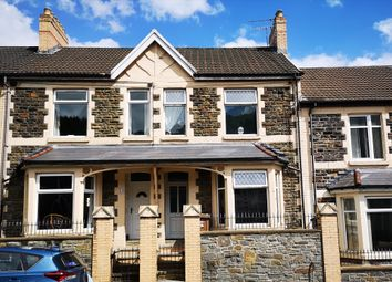 Thumbnail 3 bed terraced house for sale in De Winton Terrace, Llanbradach, Caerphilly