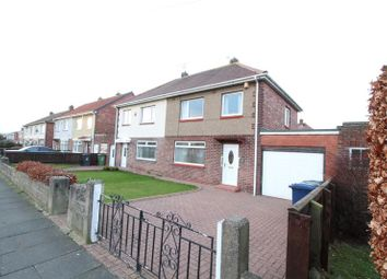 Thumbnail 3 bed semi-detached house for sale in Perth Avenue, Jarrow