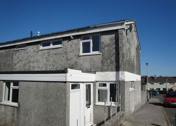 Thumbnail 3 bedroom end terrace house to rent in Stratton Walk, Plymouth