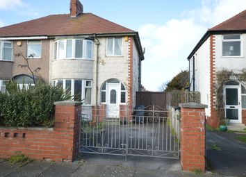 3 bed semi-detached house to rent in Albany Avenue, Blackpool FY4