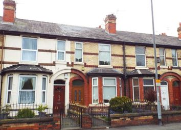 Thumbnail 3 bed terraced house for sale in Crosfield Street, Warrington, Cheshire