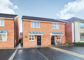 Thumbnail 3 bed semi-detached house for sale in Maes Glas, Mold