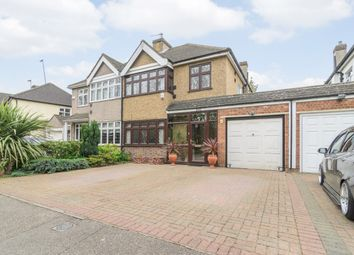 Thumbnail 3 bedroom semi-detached house for sale in Great Cambridge Road, Waltham Cross, Hertfordshire