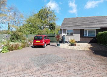 Thumbnail 2 bed semi-detached bungalow for sale in Roseland Gardens, Redruth