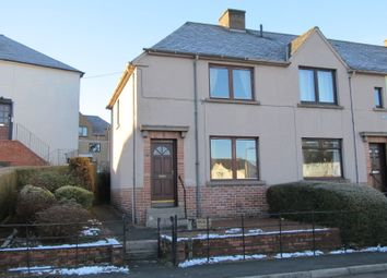 Thumbnail 1 bed end terrace house for sale in Hume Place, Jedburgh