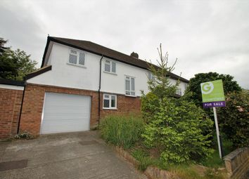 Thumbnail 4 bed semi-detached house for sale in Villiers Close, Surbiton