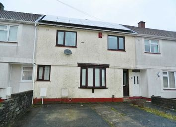 Thumbnail 2 bed terraced house for sale in Penderry Road, Penlan, Swansea