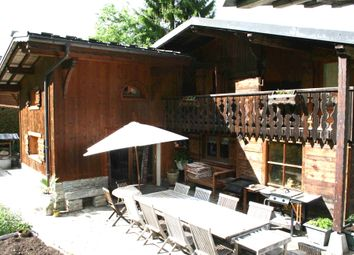 Thumbnail 4 bed chalet for sale in Morillon, Morillon, France
