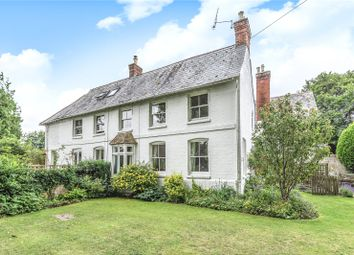 Thumbnail 3 bed end terrace house for sale in Bishops Sutton Road, Bishops Sutton, Alresford, Hampshire