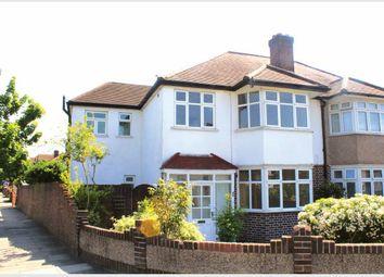 Thumbnail 4 bed semi-detached house for sale in Talma Gardens, Twickenham