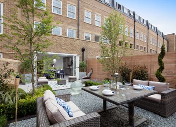 Thumbnail 4 bed town house for sale in St Agnes Place, Kennington, London