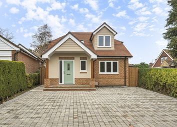 Thumbnail 3 bed detached house for sale in Brooklands Way, Farnham, Surrey