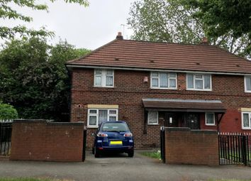 Thumbnail 3 bed semi-detached house to rent in Gipton Approach, Leeds
