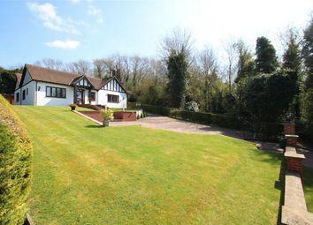 Thumbnail 4 bed detached bungalow for sale in Stonehouse Road, Halstead, Sevenoaks, Kent