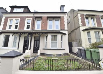 Thumbnail 3 bed maisonette to rent in Upper Park Road, St Leonards-On-Sea, East Sussex