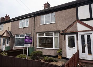 Thumbnail 3 bed terraced house for sale in Boulevard Avenue, Grimsby