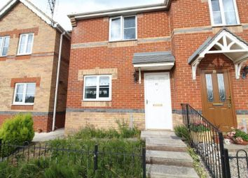 Thumbnail 2 bed semi-detached house for sale in Rayburn Court, Blyth