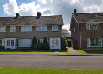 Thumbnail 3 bed end terrace house for sale in Lodge Gardens, Gosport