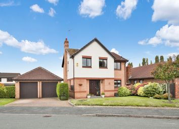 Thumbnail 4 bed detached house for sale in Daniell Way, Great Boughton, Chester