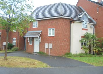 Thumbnail 3 bed terraced house for sale in The Saplings, Madeley, Telford