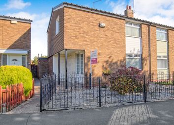 Thumbnail 3 bed semi-detached house for sale in Clapham Avenue, Hull