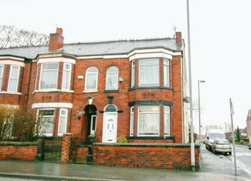 Thumbnail 3 bed terraced house for sale in Station Road, Pendlebury, Swinton, Manchester