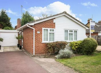 Thumbnail 2 bed detached bungalow for sale in Oakfield Road, Bourne End