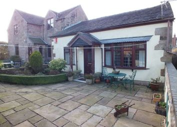 Thumbnail 1 bed bungalow to rent in Park Lane, Knypersley, Biddulph