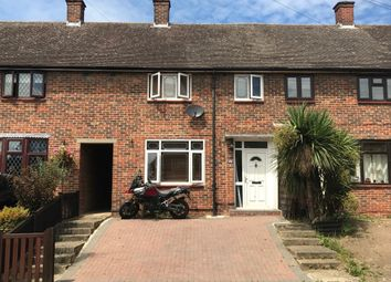 Thumbnail 3 bed terraced house to rent in Honeycroft, Loughton