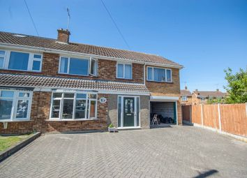 Thumbnail 4 bed semi-detached house for sale in Wells Court, Old Springfield, Chelmsford