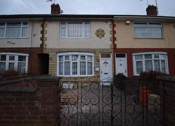 3 bed terraced house for sale in Swainson Road, Northfields, Leicester LE4