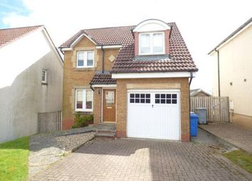 Thumbnail 3 bed detached house to rent in Berriedale Crescent, Blantyre, Glasgow