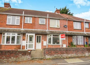 Thumbnail 3 bed terraced house for sale in Station Road, Romsey