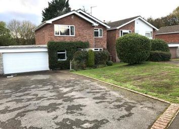 Thumbnail 4 bed property for sale in Aldford Close, Wirral, Merseyside