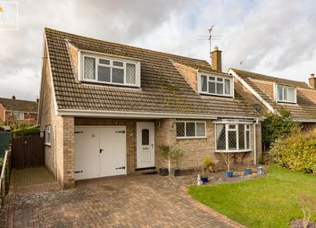 Thumbnail 4 bed detached house for sale in Manor Drive, Scawby, Brigg