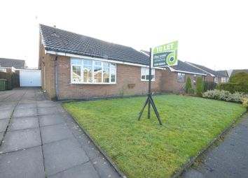 Thumbnail 2 bed detached bungalow to rent in Victoria Avenue, Baxenden, Accrington