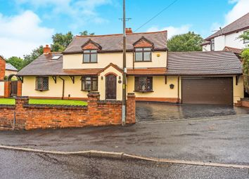 Thumbnail 3 bed detached house for sale in Careless Green, Stourbridge
