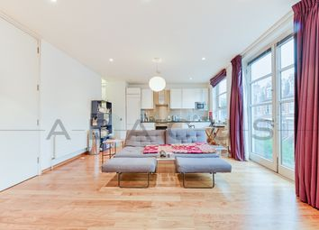 Thumbnail 1 bed flat to rent in Willoughby Road, Hampstead