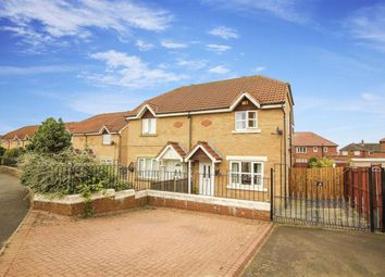 Thumbnail 3 bed semi-detached house for sale in Amberley Close, Wallsend, Tyne And Wear
